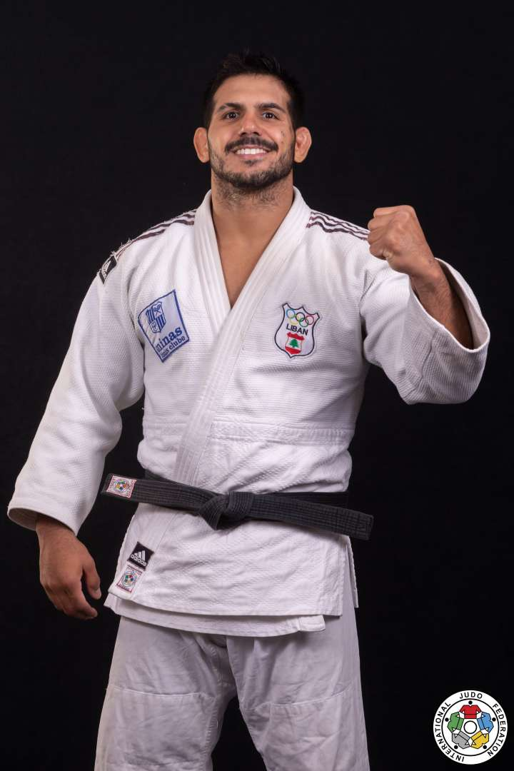 Judoka Nacif Elias is set to face South Korean judoka Lee Sungho in the Men's 81kg event on Tuesday, July 27 at 6:44 AM.