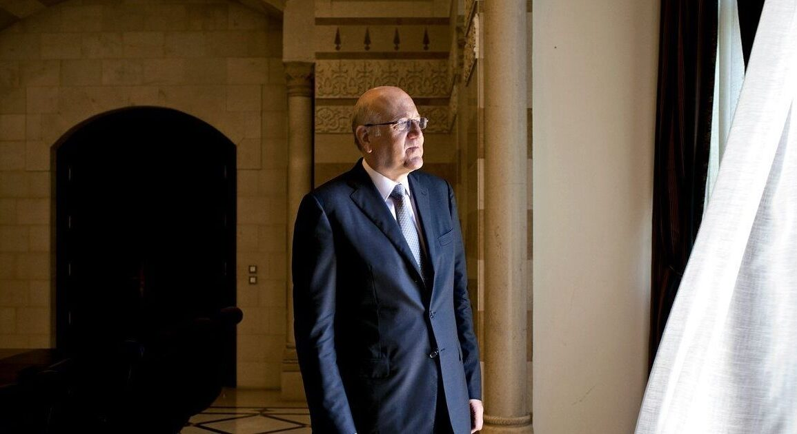 Former PM Mikati Seen As Possible Candidate For Premier Of New Government *Tap the link in @The961 bio for the full story! #The961 #Lebanon