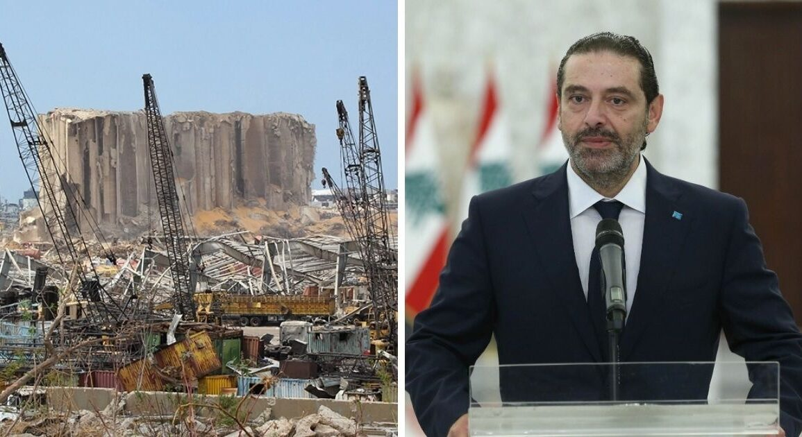 Saad Hariri Calls To Lift All Immunities, Even The President's, In The Beirut Blast Case *Tap the link in @The961 bio for the full story! #The961 #Lebanon