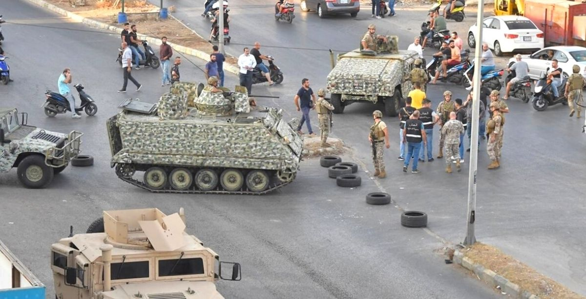 4 Suspects Arrested In Lebanon Over Khalde Clashes