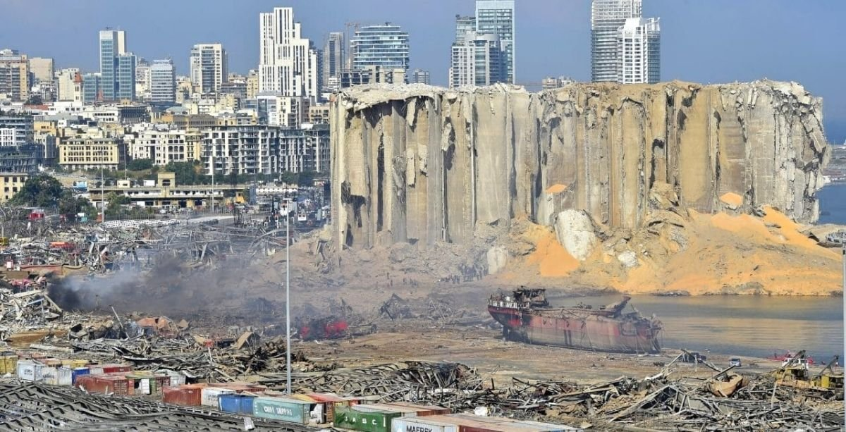 Beirut Bar Association Just Filed Lawsuit Against British Company Which Imported Ammonium Nitrate To Lebanon