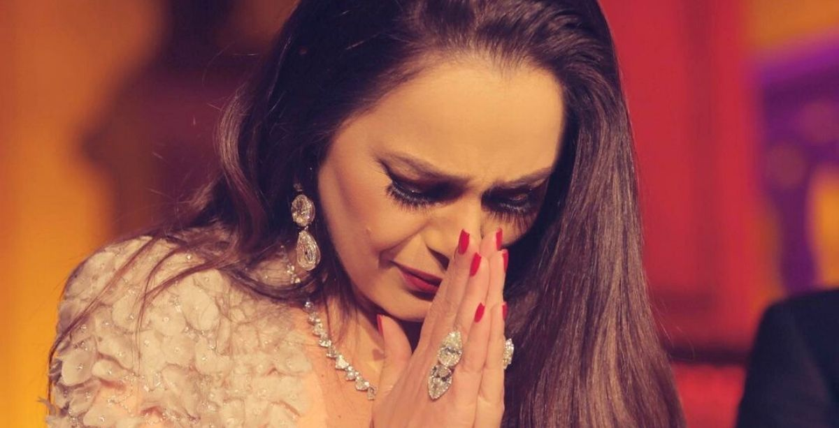 Egyptian Star Sherihan Shares Touching Words About Beirut