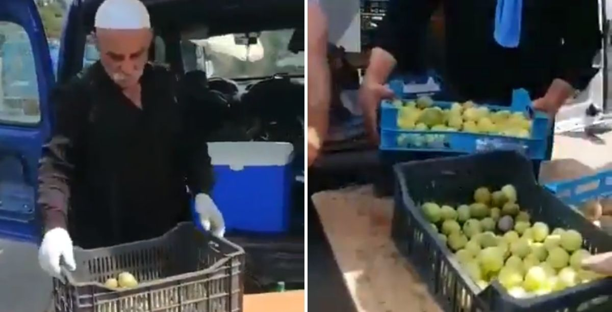 Hezbollah Bully And Kick Out Lebanese Farmers In Saida For Being Druze (Video)