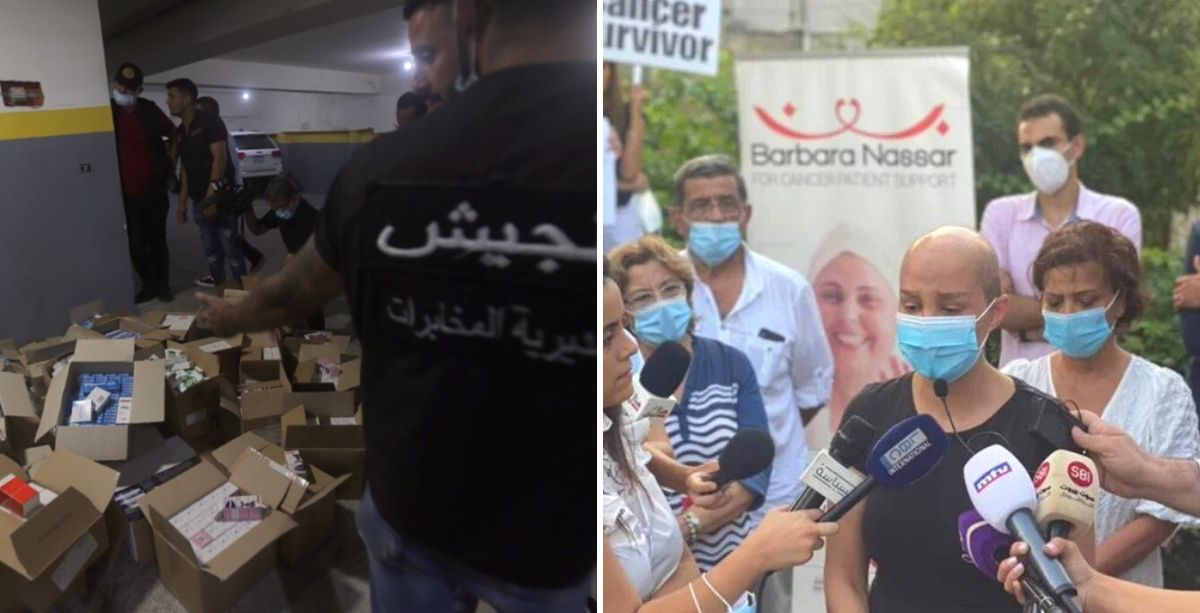 Lebanese Army Raid Uncovers Thousands Of Expired Cancer Drugs In Lebanon