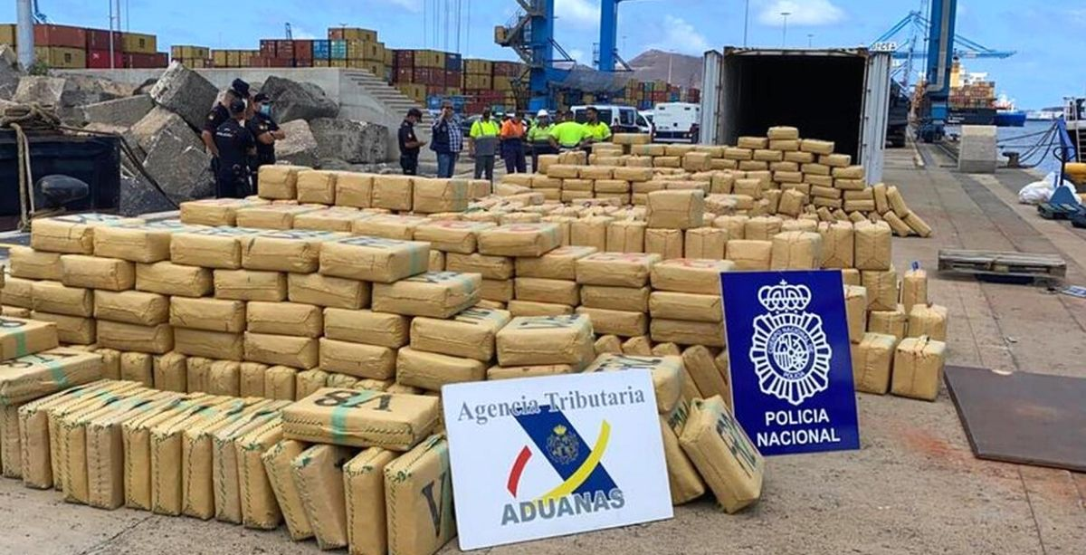 Spain Just Seized $470 Million Worth Of Drugs Coming From Lebanon