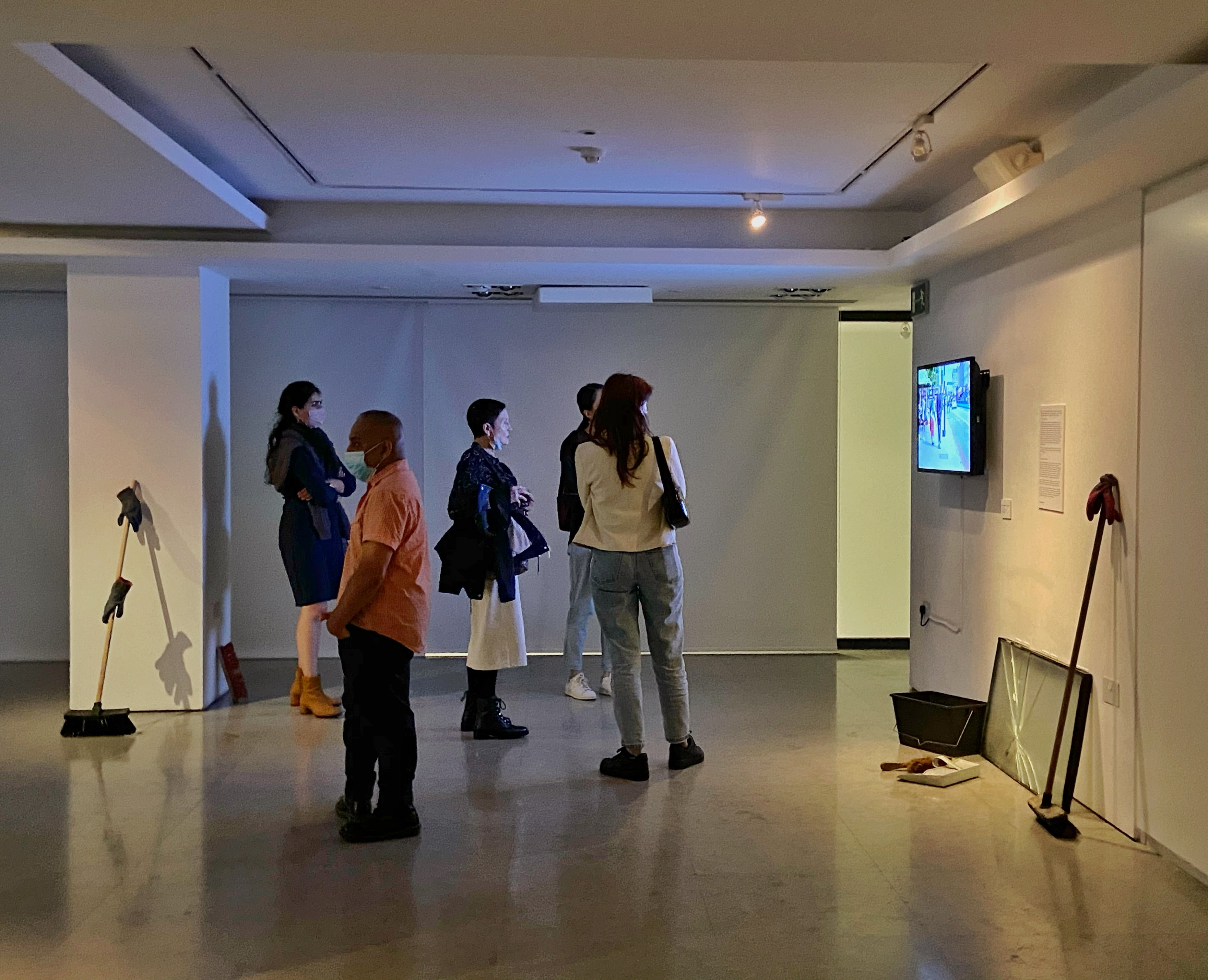 The exhibition serves as an artistic expression of solidarity with the victims of the Beirut Port Explosion, as well as a commemoration of the tragic incident that ended dozens of lives and devastated many others.