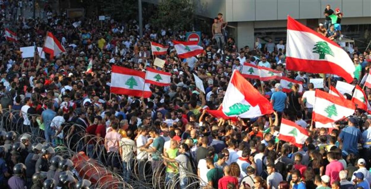 There Are 3 Marches In Beirut August 4th - Here's The Full Schedule