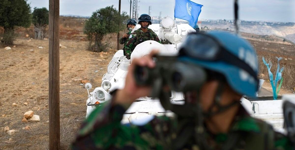 UNIFIL Convoy Was Stopped In South Lebanon For Taking Photos After Midnight