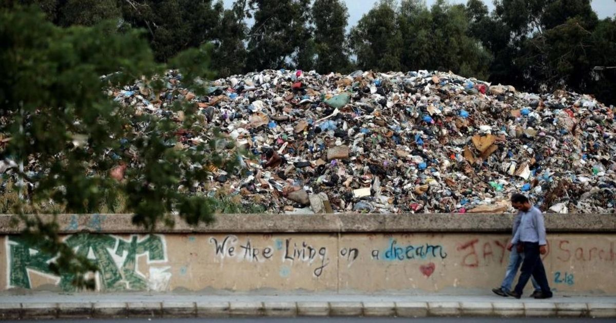 Lebanon Might Be Heading Towards Another Garbage Crisis