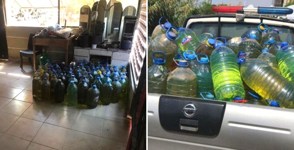 100+ Gallons Of Fuel Were Found Hidden In Coffee Shop In Lebanon