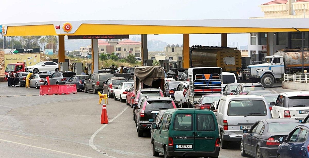 100 Million Liters Of Fuel Will Be Offloaded Today Into Lebanon's Stations