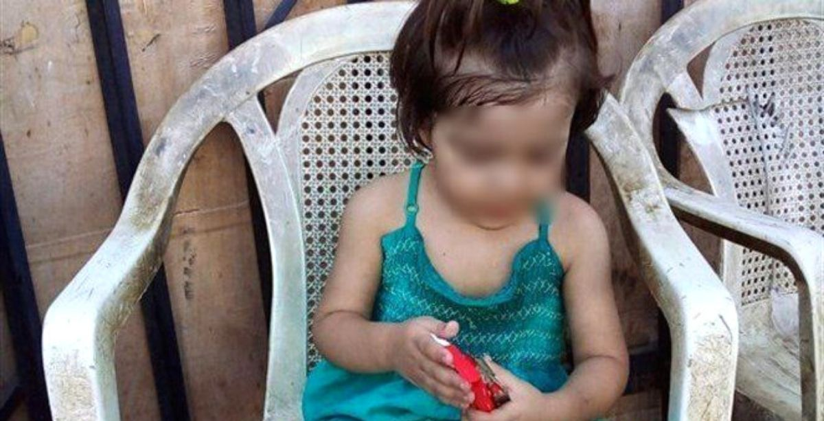 5-Year-Old Girl With Fractures Found Left Alone Near A Dumpster In Beirut