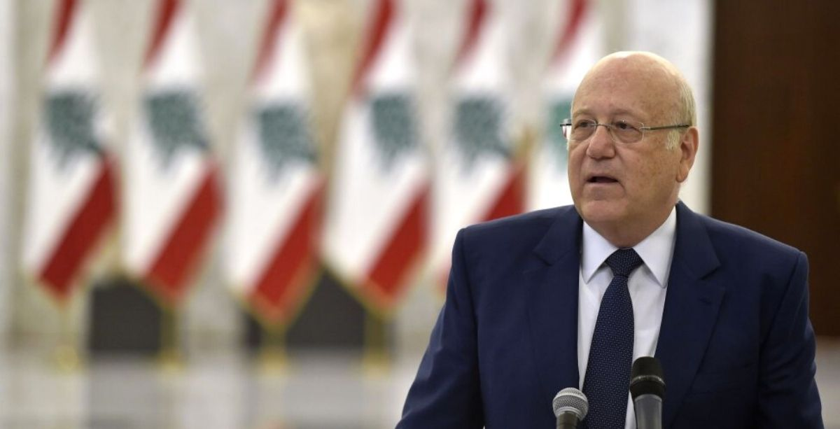 Here's The Full Line-Up Of Lebanon's New Cabinet