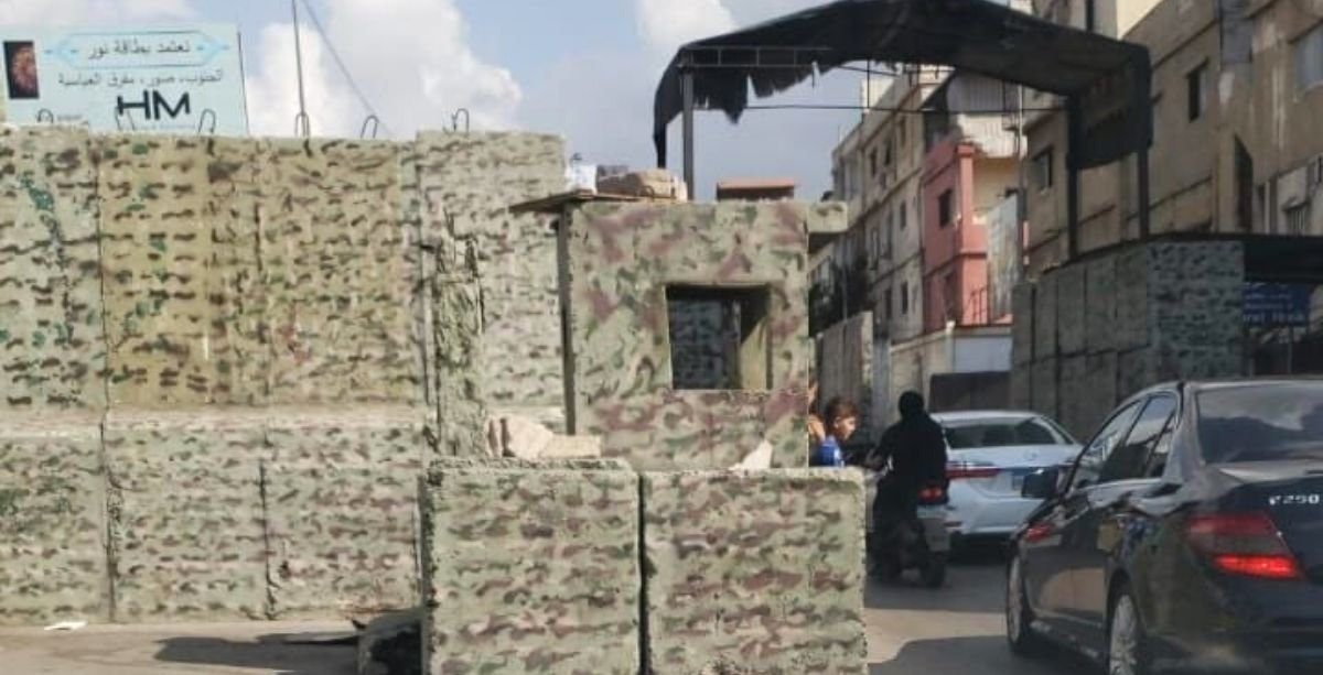 Lebanese Army Is Redeploying Soldiers Reduce Costs