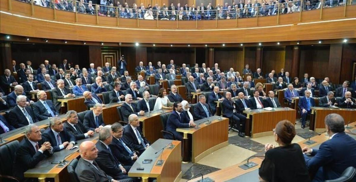 Lebanese Parliament Loses Power Ahead Of Confidence Vote
