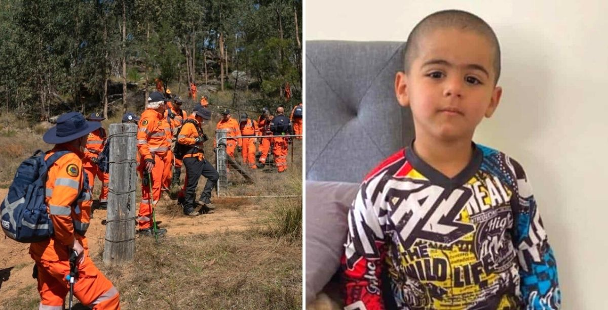 Missing Lebanese Boy In Australia Was Just Found After 3 Days (Video)