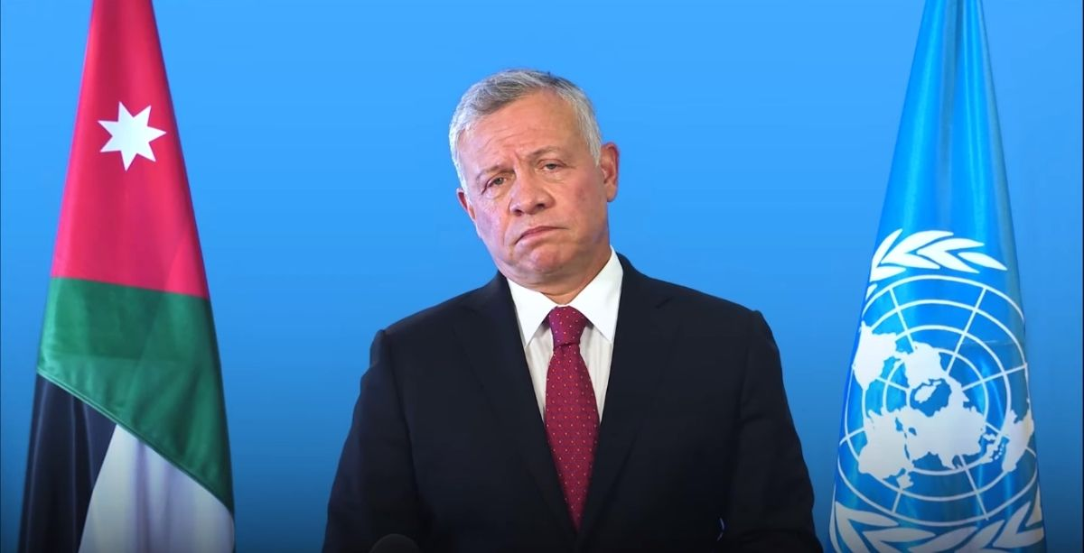 Watch The King of Jordan's Touching Message About Lebanon To The United Nation