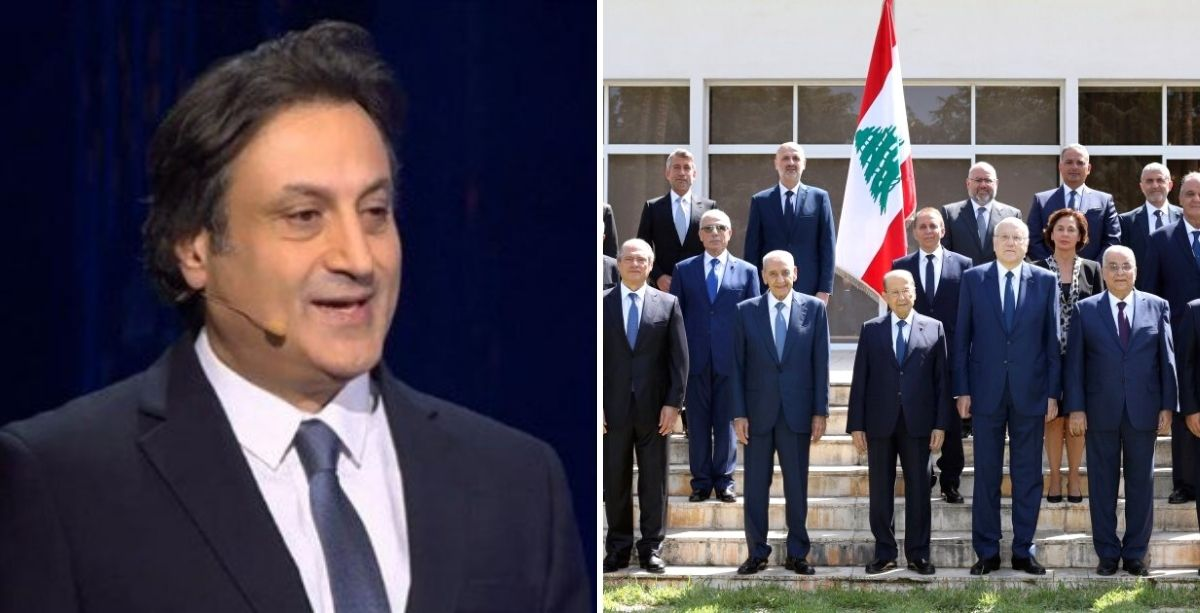 What Michel Hayek Predicted About The New Lebanese Government